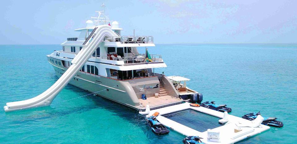 Yacht Watersports store